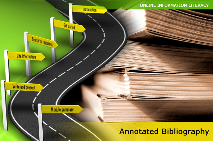 a website annotated bibliography What is an annotated bibliography an annotated bibliography is an organized list of sources (like a reference list) it differs from a straightforward bibliography.